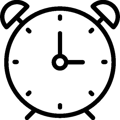 Klocka ikon