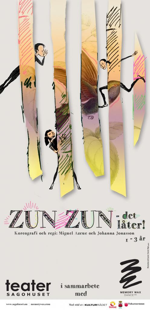 ZunZun affisch